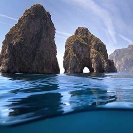 Giro di Capri in motoscafo