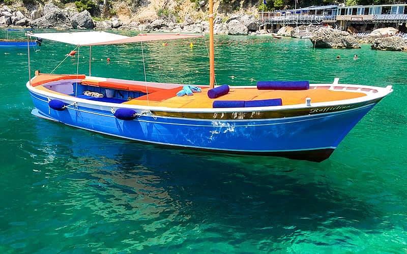 Book Full Day Along The Amalfi Coast In A Quot Gozzo Quot Capri