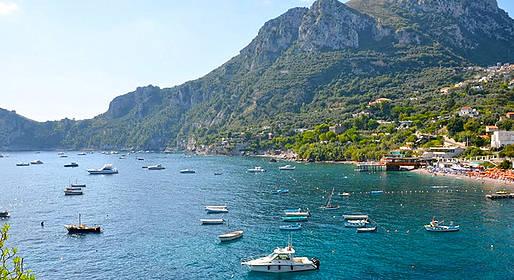 Gianni's Boat - Almoço incrivel na Baia de Nerano
