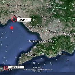 Caprionline - Maratona do Golfo Capri - Nápoles