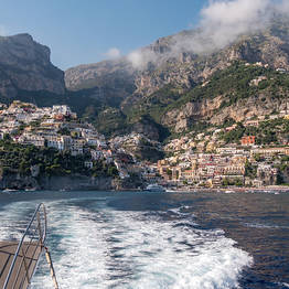 Private Transfer from Rome to Positano