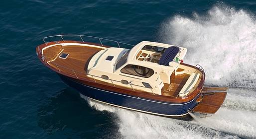 Joe Banana Limos - Boat - Boat tour to Capri