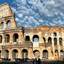 Trasferimento da Roma per Costiera Amalfitana - 4 Pax