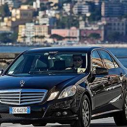 Transfer from Rome to the Amalfi Coast - 4 Pax