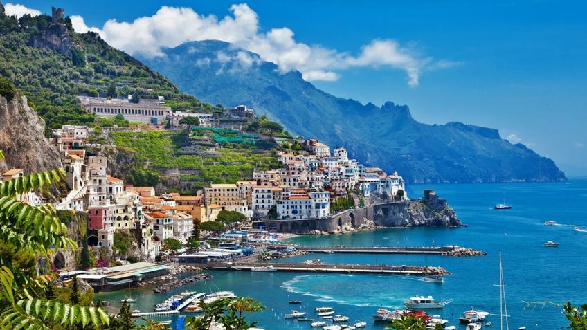 Agenzia Trial Travel - Trasferimento da Roma per Costiera Amalfitana - 4 Pax
