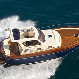 Boat tour to the Amalfi Coast