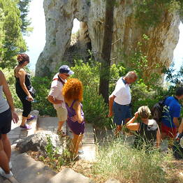 Nesea Capri Tour - Pizzolungo hiking - Private tour