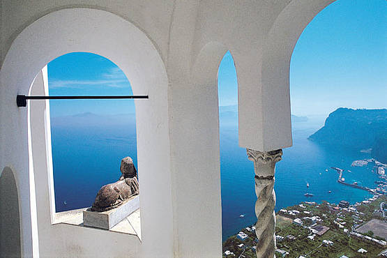 Nesea Eventos Culturais - The Heart of Anacapri: Tour of the Historic Center