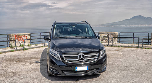 Joe Banana Limos - Tours & Transfers - One way transfer from Naples to Positano or vice versa