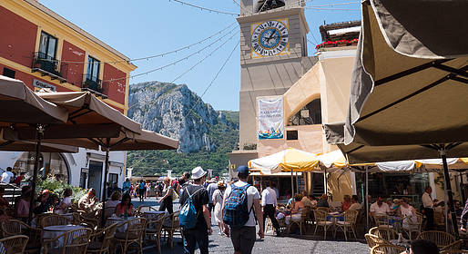 Nesea Capri Tour - Capri in 1 day
