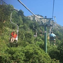 Nesea Capri Tour - Dalla Scala Fenicia al Monte Solaro - Tour privato