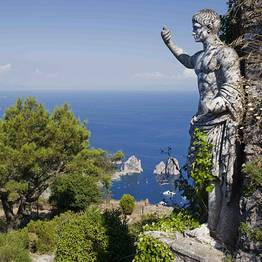Nesea Capri Tour - The Phoenician Steps to Monte Solaro - Private Tour