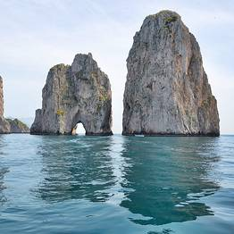 The Island of Capri for All Five Senses