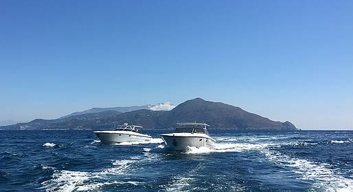 Capri Relax Transfers - Car + speedboat + taxi from Rome to Capri | VIP