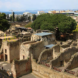Transfer da Napoli a Sorrento + tour Pompei & Ercolano