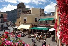 Staiano Tour Capri - Tour ao redor da ilha em micro-ônibus particular