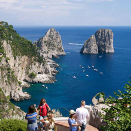 Exclusive Capri Bus Tour