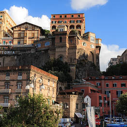Sorrento Limo - Private Transfer Naples - Sorrento (or vice versa)