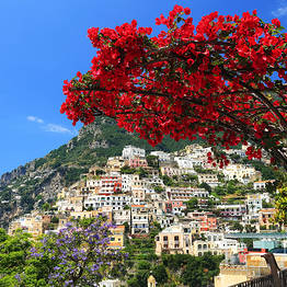 Exclusive transfer Naples - Positano or vice versa