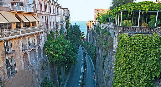 Sorrento Limo - Private Transfer Rome - Sorrento (or vice versa)