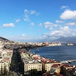 Tour a Pompéia, Vesúvio e Herculano