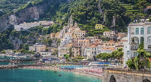 Sorrento Limo - Transfer da Roma a Praiano, Amalfi, Ravello o ritorno