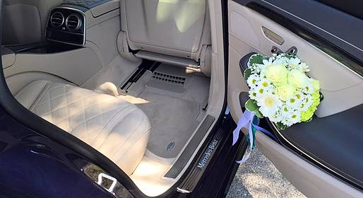 Astarita Car Service - Special Round Trip Honeymoon Transfer + Tour