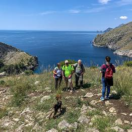 Cartotrekking - Tour guidato alla Baia di Jeranto