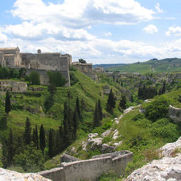 Full Day Tour from Sorrento or Positano to Matera
