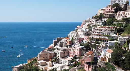 Sorrento Limo - Transfer Napoli/Positano o viceversa + tour Pompei 2ore