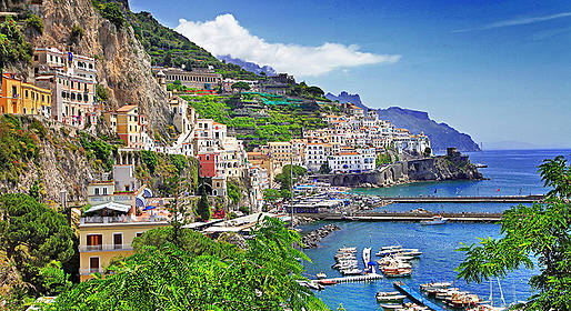 Joe Banana Limos - Tours & Transfers - Transfer from Naples to Amalfi / Atrani or Viceversa
