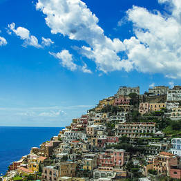 Amalfi coast package deal transfers from Naples & tour