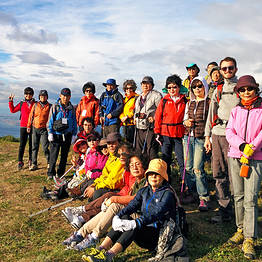 Cartotrekking - Hiking Guide for Groups (20 - 40 PAX)