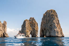 Capri Day Tour - BASIC Day Trip Package