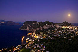 Blue Sea Capri - Moonlight tour to Nerano