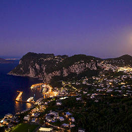 Blue Sea Capri - Moonlight transfer to Nerano