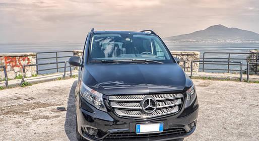 Joe Banana Limos - Tour & Transfer - Transfer de Roma até Amalfi (ida ou volta)