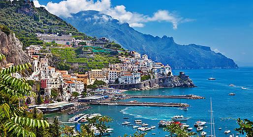Joe Banana Limos - Tours & Transfers - Transfer from Rome to Amalfi or Vice Versa