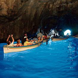 Transfer to Blue Grotto - Blue Line