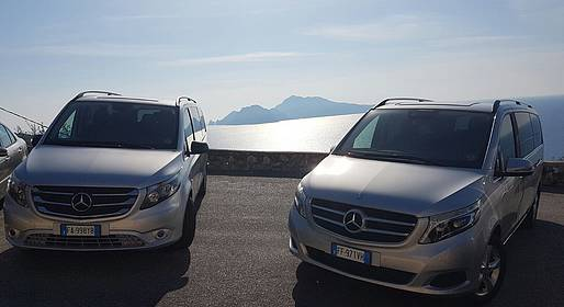 Astarita Car Service - Private Transfer Naples - Positano with Pompeii Stop
