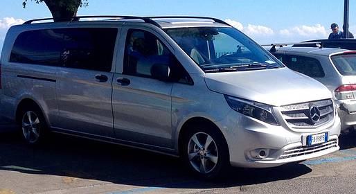 Astarita Car Service - Private Transfer Naples - Positano with Pompeii Stop