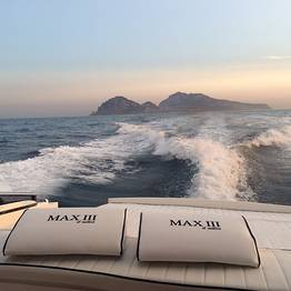 Boay Transfer Capri - Naples by Itama 38 Speedboat