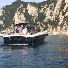 Transfer Capri - Sorrento by Itama 38 Speedboat