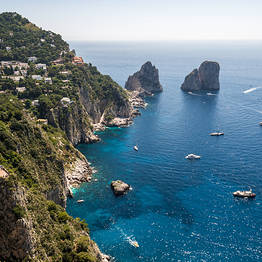 Capri and Anacapri tour + the Blue Grotto