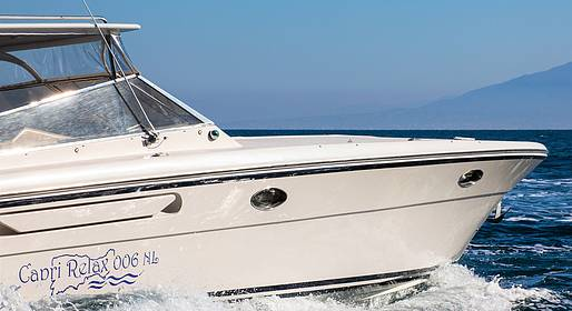 "Capri Relax Boats - Dia inteiro em Capri com lancha ""Itama 38"" (12 mt)"