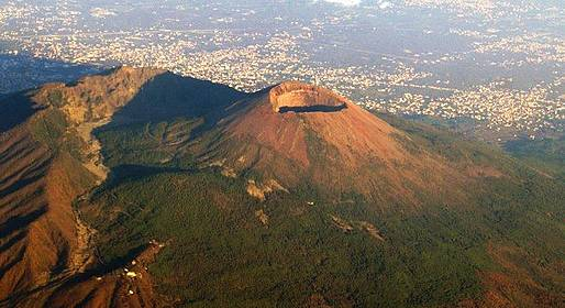 Sunland Travel - Pompeii & Mount Vesuvius Group Tour from Positano