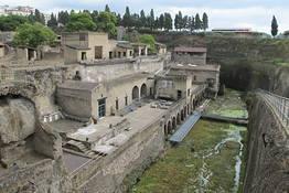 Herculaneum Sorrento Bus Tour From Amalfi Coast