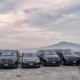Private Transfer from Naples to Ravello or Vice Versa