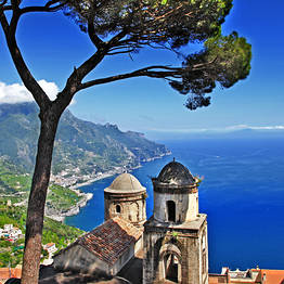 Private Transfer Naples - Ravello or Vice Versa