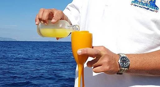 Gianni's Boat - Capri tour & Prosecco